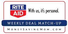 Rite Aid Deals as of 8/17