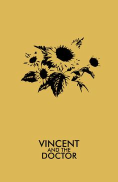 Vincent And The Doctor poster by balancedpersonality #DoctorWho