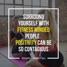 Surround yourself with fitness minded people. Positivity can be so contagious. Motivational Pictures, Motivational Quotes For Working Out, Group Fitness, Health Fitness, Ashley I, Fitness Motivation Quotes, Workout Motivation, Diet Plans To Lose Weight Fast, Nutrition Information