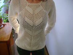 Crochet On Sale: Crochet Spring-Summer Blouses