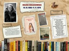 Helena Boguszewska 918.10.1886-11.11.1878)