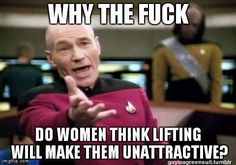 Women need to lift. Crossfit doesn't make you bulky. It makes you fit. Fit is beautiful.