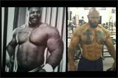CT Fletcher. Young and Old