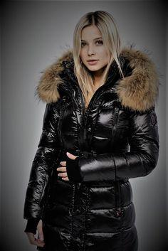 Puffer Jackets, Winter Jackets, Women's Puffer, Winter Coats, Fur Collars, Parka, Fur Coat, Jackets For Women, Moncler