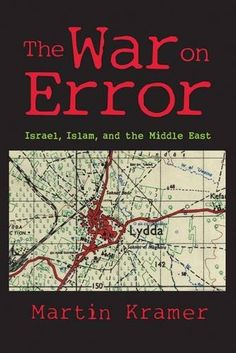The War on Error: Israel, Islam, and the Middle East by M... https://www.amazon.com/dp/1412864992/ref=cm_sw_r_pi_dp_oCJNxbEP3C59S