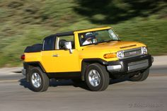 convertible FJ....love this modification