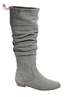 Chillany-bottines d'équitation en cuir haut de gamme taupe - Marron - Taupe, Taille 40 EU