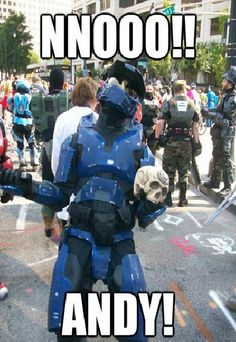 Funny Quotes About Teeth | everythingrvb: Caboose - NNOOO!! ANDY! - F-Yeah Red vs Blue