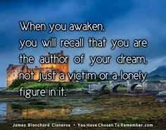 You Have Chosen to Remember Excerpt from the book 'You Have Chosen to Remember' by James Blanchard Cisneros. Purchase info: http://www.amazon.com/You-Have-Chosen-Remember-Perception-ebook/dp/B005JV5FFA/