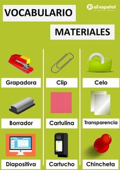 Click if you want to learn Spanish easly with fun exercises and materials ; Spanish Language School, Spanish Grammar, Spanish Vocabulary, Spanish Words, How To Speak Spanish, Spanish Basics, Spanish Class, Learning Spanish, Learning Resources