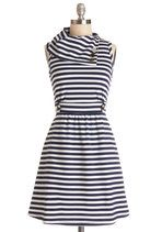 Coach Tour Dress in Navy Stripes | Mod Retro Vintage Dresses | ModCloth.com. Um yes...I will be getting this :)