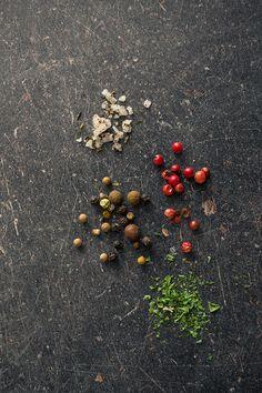 #food #spices #pepper #salt #photography www.artechs.eu