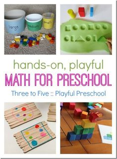 Preschool Small Group Activities on Pinterest | Alphabet ...