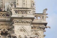 Gardiennes et gargouilles de Notre-Dame.