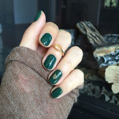 """Happy Vegan & Cruelty-FreeManicure Monday! When LVX recently came out with theirFall/Winter2016 collection, I was dying to paint my pretty lil' paws this gorgeous shade of green, Oasis. I mean, c'mon!! Let's take a moment to gaze at its beauty in the bottle… LVX describes this shade as a """"vivid hunter green""""… honestly, to me, … Read More →"""