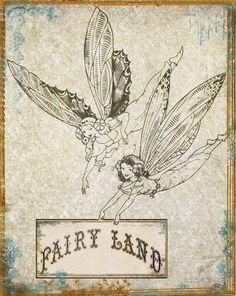 Fairy Land Fairies