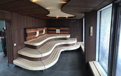 Massage Room Design, Steam Room, Steam Showers, Saunas, Spa Massage, Design Concepts, Ponds, Rivers, Stairs