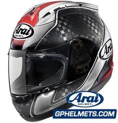 Arai Corsair V Race Carbon Dani Pedrosa Helmet -