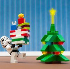 Stormtrooper  Legos