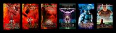 Order of the Blade series. Another amazing Sci Fi romance series. Got my mom addicted too!!