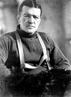 Knot My Day Job: FO- The Importance of Being Ernest Shackleton