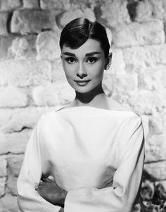Style Icon: Audrey Hepburn.