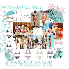 """Shop in our online boutique celebrity bikini this spring summer 2012"" by songul01 on Polyvore"