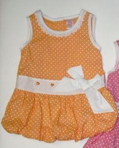 Bubble dress 2 - Сшить детское платье