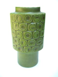 Mid Century Modern Retro McCoy Pottery Scandia Vase