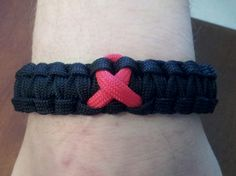 Heart disease awareness bracelet from Etsy so gonna learn to make these