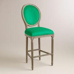 These are the bar stools i need!! #WorldMarket.com: Emerald Paige Barstool