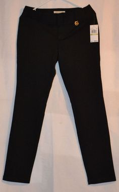 Make an offer now! Michael Kors pants size 4 - black new with tag (fit style) #MichaelKors #CasualPants