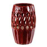 Found it at Wayfair - Ceramic Pierced Vase