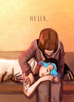 Hella cute <3