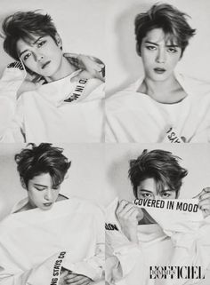 L'Officiel Homme pictorial, May 2017 Edition