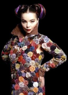 Image Detail for - Bjork likens her Biophilia album to the punk movement, because it puts technology and music back in the hands of the user.
