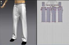 Sue`s Blog Spot: Basic block Clothing with Marvelous Designer.