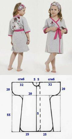 Baby Girl Dress Patterns Baby Clothes Patterns Love Sewing Baby Sewing Sewing For Kids Little Girl Outfits Kids Outfits Frock Design Sewing Clothes Girl Doll Clothes, Sewing Clothes, Diy Clothes, Fashion Kids, Baby Outfits, Kids Outfits, Kimono Pattern, Pattern Sewing, Crochet Patterns