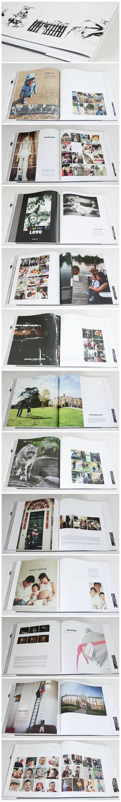 Our annual photobook / heirbook (part 2) - a long time in the making!  - Catch Stories, photobook designers
