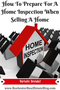 The home inspection is one of the most important steps in a real estate transaction. Learn here how to prepare for a home inspection when selling a home! Real Estate Articles, Real Estate Information, Real Estate News, Selling Real Estate, Local Real Estate, Home Selling Tips, Selling Your House, Coaching, Software