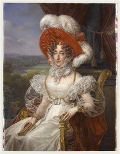 1830 Marie-Amelie by Marie-Adélaide Ducluzeau (Cité de la céramique, Sèvres France)