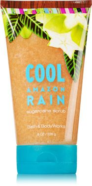 Cool Amazon Rain Sugarcane Scrub - Signature Collection - Bath & Body Works
