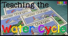 Teaching the Water Cycle