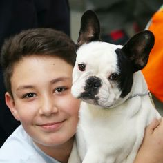 My son and Ghost