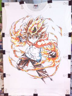 T-Shirt Tsuna - Make Color by ranalez on DeviantArt
