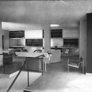 Le Corbusier, mobiliario para Villa Church
