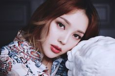Park Hye Min, Pony Makeup, Illustration Techniques, Ulzzang Girl, Makeup Looks, Make Up, Photoshoot, Pony Pony, Beauty