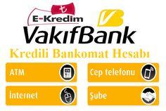 Kredi Bankomat Hesabı Başvuru ve Faiz Oranları