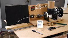 The Lyman Filament Extruder, Hugh Lyman Filament Extruder, 3D printing, 3D printer, Desktop Factory Competition, cheap 3D printing, Hugh Lyman patent, 3D printing technology, open-source design, 3D Printer filament, resin pellets, Maker Education Initiative, Inventables
