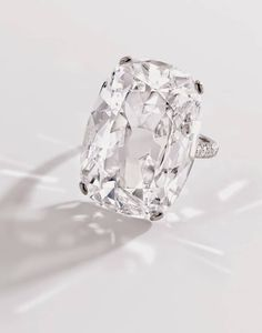 Sotheby's Golconda Diamond Ring $6.5 million